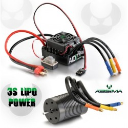 "Brushless Combo Set ""Thrust BL ECO"" 1:10"