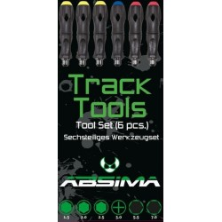 "Absima Tool Set (6pcs) ""Track Tools"""