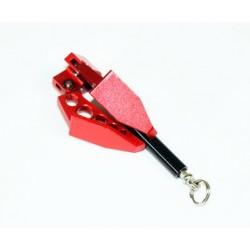Aluinum foldable winch anchor 1:10