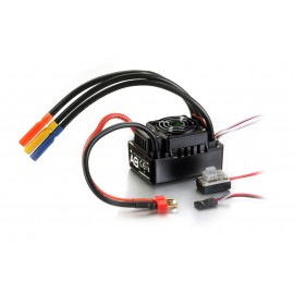 "Brushless ESC ""Thrust A8 ECO"" 120A 1:8 waterproof"