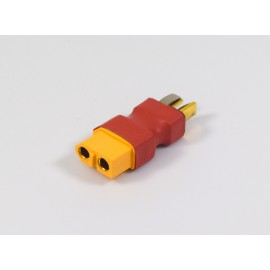 Adaptor XT60 (female) - T-Plug (male)