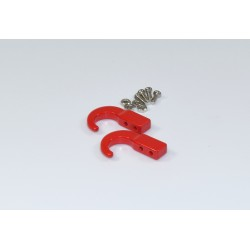Hooks for Crawler with screw (2)