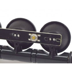 Multifunction Light Bar round