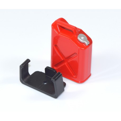 Petrol Can 1:10 red