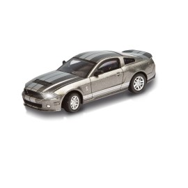 Coche RC Ford Mustang Shelby GT500 Silver Licenciado