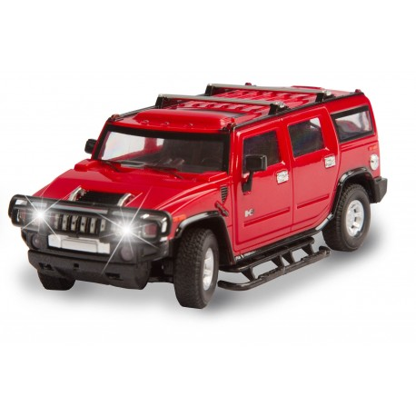 RC License Edition: Hummer H2 (Colour: Red)