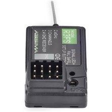 TEAM C TU0860B Alu Nut Set blue (13) 1:8 Comp.