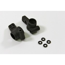 Rear Hub Carries (2 pcs) 2WD Comp.
