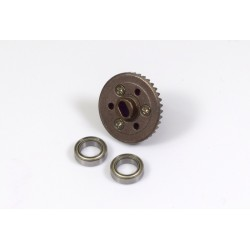 Aluminum Solid axle woth main gear