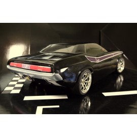 Dodge Challenger 1:10 US Classic Body No.1 Sin pintar