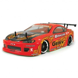 FTX BANZAI 1/10 BRUSHED DRIFT 4WD RTR 2.4GHZ/WATER