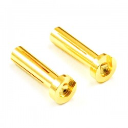 BANANA LOW PROFILE 4.0MM MACHO GOLD (2)