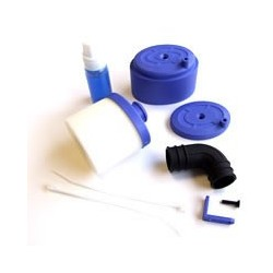 WATERPROOF AIR FILTER 1/8 Azul