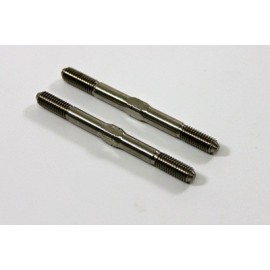 TEAM C TU0848 Titan Turnbuckles 5x58mm (2) 1:8 Comp. Buggy