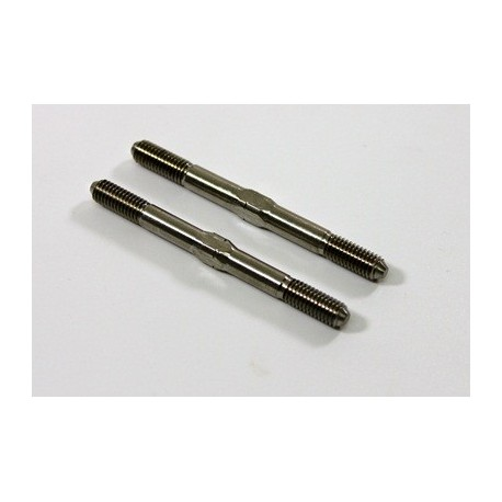 Titan Turnbuckles 5x58mm (2 pcs) 1:8 Comp. Buggy