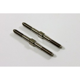 Titan Turnbuckles 4x52mm (2 pcs) 1:8 Comp. Buggy