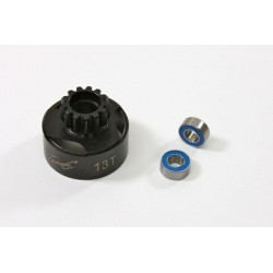 Clutch Gear 13T inclusive Ball Bearings 1:8 Comp.