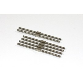 Turnbuckles 3x68/3x72 (6 pcs) 2WD Comp. Truggy/SCT