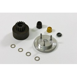 Flywheel/Clutch Set 16T 1:8 Buggy