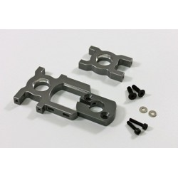 TEAM C 1/103 T08686 Engine- & Center Differential Mount 1:8 BL Comp. Buggy
