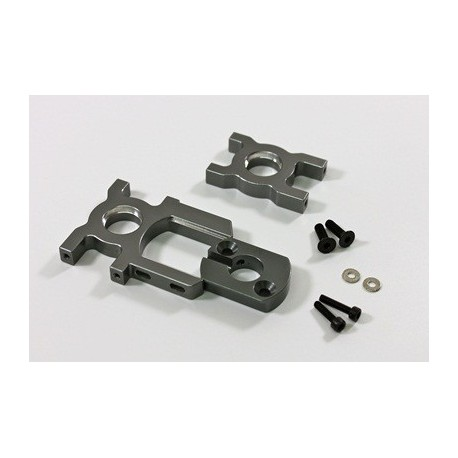 Engine & Center Differential Mount 1:8 BL Comp. Bu
