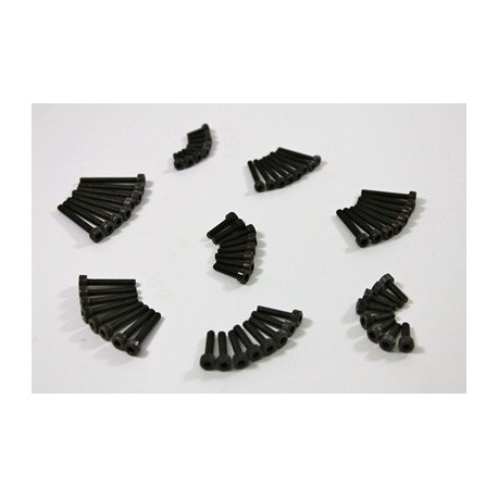 TEAM C 1/95 T08676 Allen Head Screw Set (10.9 Steel) 1:8