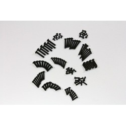 Round Head Screw Set (10.9 Steel) 1:8
