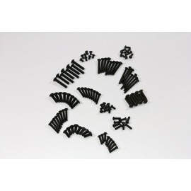 TEAM C 1/92 T08673 Round Head Screw Set (10.9 Steel) 1:8