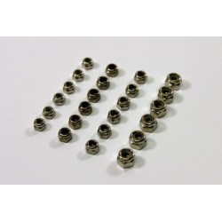 TEAM C 1/85 T08666 Nut Set (24) 1:8