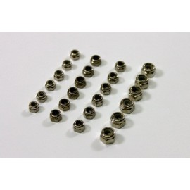 Nut Set (24 pcs) 1:8