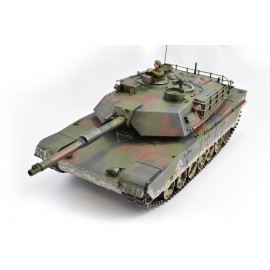 HOBBY ENGINE TANQUE ABRAMS M1A1 PREMIUN LABEL 2.4G