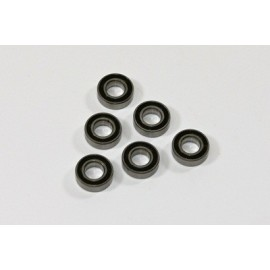 Ball Bearing 8x16x5mm (6 pcs) 1:8