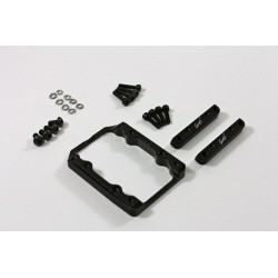 Alu Motor Mount one-piece 1:8 Comp.