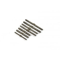 TEAM C 1/62 T08643 Turnbuckle Set 1:8 Comp. Buggy