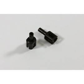TEAM C 1/54 T08635 Center Differential Outdrives (2) 1:8 Comp.